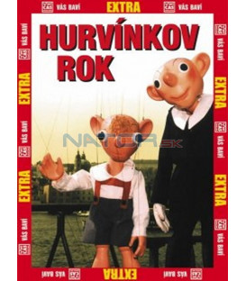 Hurvínkův rok DVD