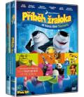 Kolekce: Příběh žraloka + Monstra vs. Vetřelci 2 DVD