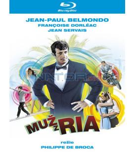 Muž z Ria (LHomme de Rio) Blu-ray
