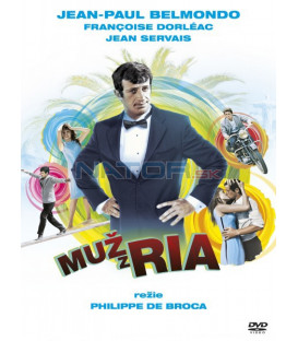 Muž z Ria (LHomme de Rio) DVD
