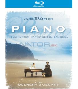 Piano (The Piano) Blu-ray