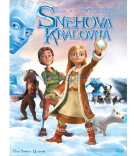 Snehová kráľovna (Sněžnaja koroleva) 2012 DVD