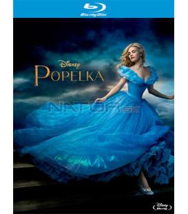 Popoluška 2015 / Popelka (Cinderella 2015) Blu-ray