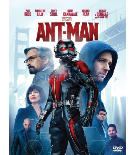 Ant-Man DVD