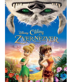 Zvonilka a Zver-Nezver / tvor Netvor / (Legend of the NeverBeast) DVD