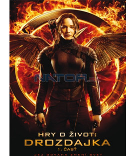 Hunger Games: Síla vzdoru 1. část (Drozdajka 1) (The Hunger Games: Mockingjay - Part 1) DVD