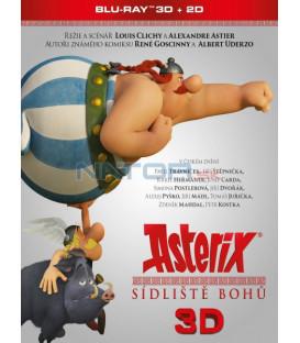 Asterix. Sídliště bohů (Astérix: Le domaine des dieux) Blu-ray 3D + 2D
