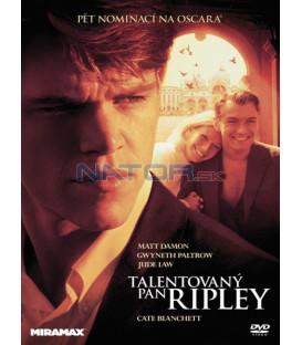 Talentovaný pan Ripley (The Talented Mr. Ripley) DVD