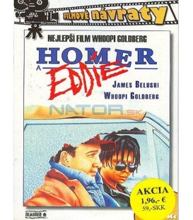 Homer a Eddie (Homer & Eddie) DVD
