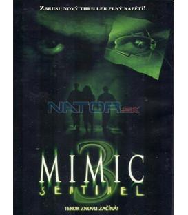 Mimic 3: Sentinel DVD
