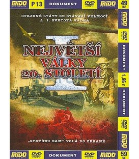 Největší války 20. století I. (Century Of Warfare) DVD