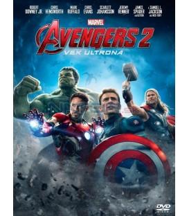 Mstitelé - Avengers 2: Vek Ultrona (Avengers: Age of Ultron) DVD