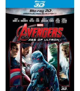 Mstitelé - Avengers 2: Vek Ultrona (Avengers: Age of Ultron) Blu-ray 3D + 2D