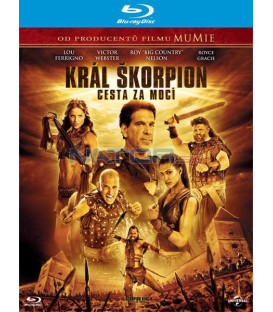 KRÁL ŠKORPION 4 : CESTA ZA MOCÍ (The Scorpion King 4: Quest for Power) Blu-ray