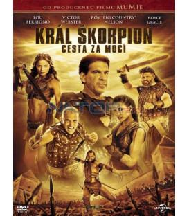KRÁL ŠKORPION 4 : CESTA ZA MOCÍ (The Scorpion King 4: Quest for Power) DVD