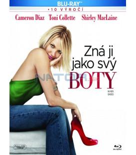 Zná ji jako svý boty ( In Her Shoes)  Blu-ray