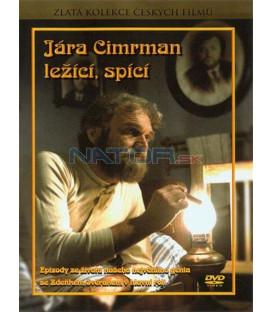 Jára Cimrman ležící, spící DVD