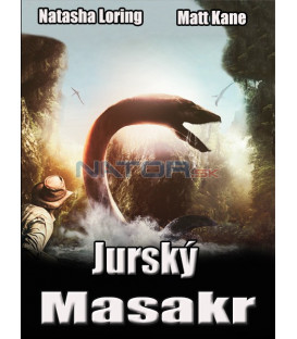 Jurský masakr (The Dinosaur Project) DVD