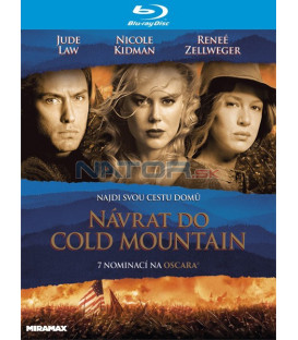 Návrat do Cold Mountain (Cold Mountain) Blu-ray