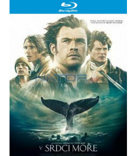 V srdci moře (In the Heart of the Sea) Blu-ray
