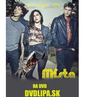 Místa DVD