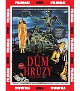 Dům hrůzy DVD (House on Haunted Hill)