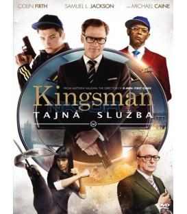 Kingsman: Tajná služba (Kingsman: The Secret Service) DVD