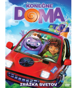 Konečně doma (Home) DVD