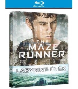 LABYRINT: ÚTĚK (The Maze Runner) Blu-ray STEELBOOK
