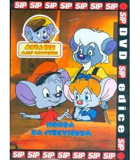 Myšáček malý obuvníček - Honba za střevíčkem (Lapitch: The Little Shoemake) DVD