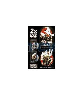 2 DVD Krotitelé duchů 1 / 2 DVD