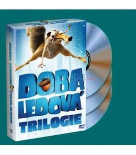 3 DVD Doba ledová 1, 2, 3 DVD