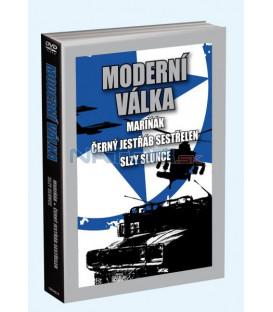 3 DVD Mariňák / Černý jestřáb sestřelen / Slzy slunce DVD