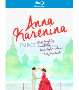 Anna Karenina Blu-ray KNIŽNÉ ADAPTÁCIE