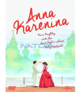 Anna Karenina DVD KNIŽNÉ ADAPTÁCIE