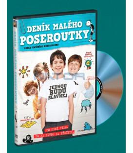 Deník malého poseroutky DVD
