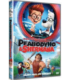 Dobrodružství pana Peabodyho a Shermana DVD