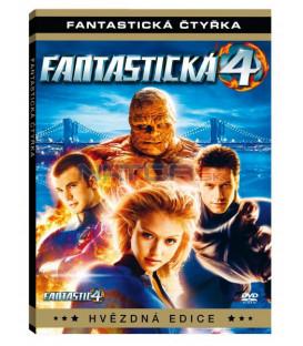 Fantastická čtyřka DVD
