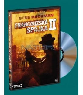Francouzská spojka 2: Dopadení DVD