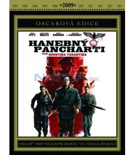 Hanebný pancharti (Inglourious Basterds) DVD Oscarová edice