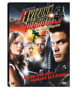 Hvězdná pěchota 3: Skrytý nepřítel DVD