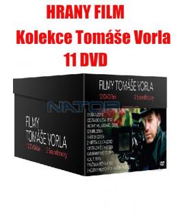 Kolekce Tomáše Vorla 11 DVD