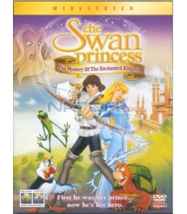 Labutí princezna 3 DVD