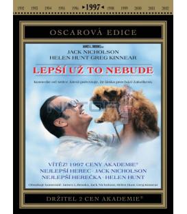 Lepší už to nebude (As Good As It Gets) DVD Oscarová edice