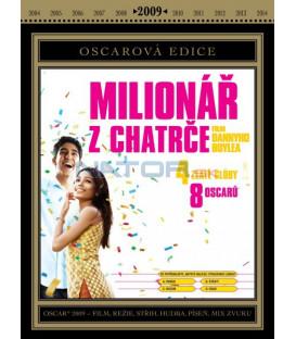 Milionář z chatrče - (Slumdog Millionaire) DVD Oscarová edice