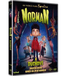 Norman a duchové DVD