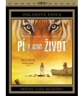 Pí a jeho život (Life of Pi) DVD Oscarová edice