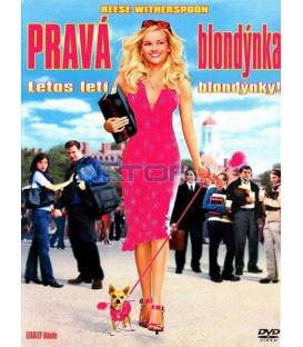 Pravá blondýnka DVD