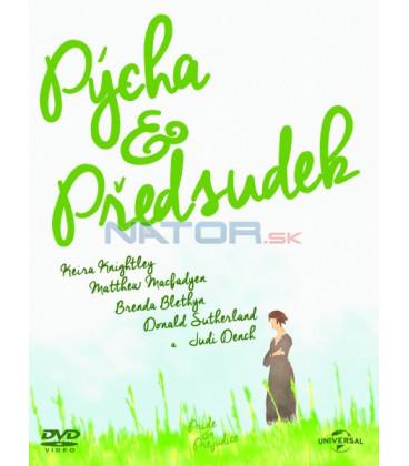 Pýcha a předsudek (Pride & Prejudice) DVD KNIŽNÉ ADAPTÁCIE