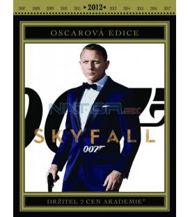 Skyfall DVD Oscarová edice